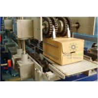 China Carton Box Shrink Packaging Equipment Full Automatic With 0.6Mpa - 0.8Mpa Operating Air Pressure wholesale
