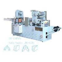 China Tissue Napkin Machine (JWC-CJZB) wholesale