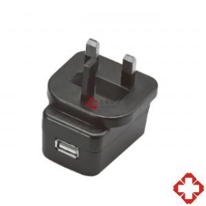 China EN/IEC 60601 Standard 12W Max Medical USB Charger 5V 2.4A Wall Transformer 12V 1A AC DC Medical Power Supply wholesale