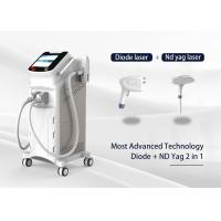 Quality Professional Design Permanent Hair Removal Systems , Solid Laser Shaving Machine for sale