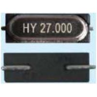 China 4.0PF Max Shunt Capacitance Crystal Clock Oscillator HC-49S-SMD RoHS Approved wholesale