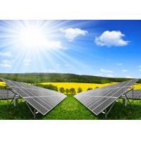 China Refurbished Used Solar Panels Silver Frame -40 To 85 °C Work Temperature wholesale