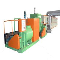 China Waste Paper Egg Tray Making Machine / Pulp Molding Equipment Long Life Use wholesale