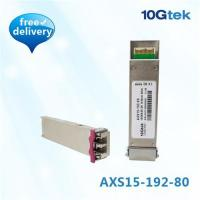 China Cisco XFP 10GBase-ZR 1550nm 80KM (XFP-10GZR-OC192LR), HP/Huawei compatible wholesale