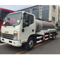 China Computer - Control 5000L Asphalt Sprayer Truck With Automatic In - Cab Controls wholesale