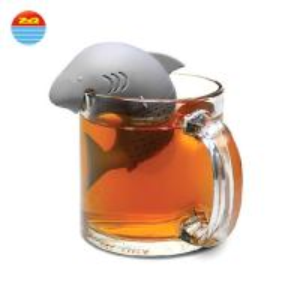 China Bulk Shark Tea Infusers for Loos Tea wholesale