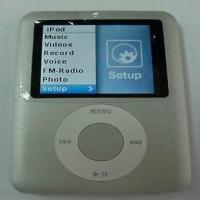 China 1.8 inch iPod Nano 3rd Generation Mp4 Player on sale