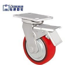 China PU Brake Caster wholesale