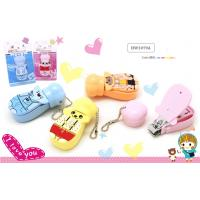 China NAIL CLIPPER WITH KEYCHAIN - 4 DIFFERENT DESIGN wholesale