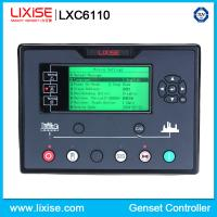 China Control Panel Generator Accessories In Monitoring System Of A Single Diesel Genset wholesale