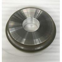 China Resin Bonded CBN Grinding Wheels 1A1 For Metal High Steel Thickness 40mm wholesale