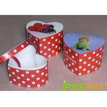 China Custom Heart Shape Decorated Gift Boxes Matte Lamination , Embossing wholesale