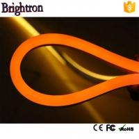 China Channel letter lighting CE Certification 12 volt led ultra thin neon flex rope light Outdoor building lighting wholesale