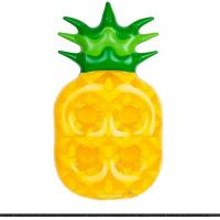 China 13.5 X 9 Inflatable Drink Holder Offset Printing Pineapple Cup Holder on sale