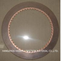 Buy cheap Bronze Friction Plate from wholesalers