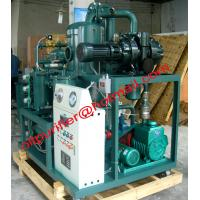 China High-Efficiency Insulation Transformer Oil Purifier Machine, Vacuum Mineral Oil Filtration Equipment wholesale