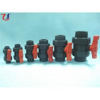 China PVC True Union Ball Valve Plastic Union Valve wholesale