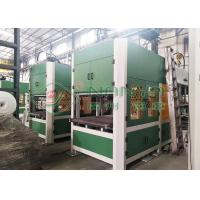 China Automated Hydraulic Hot Pressing Machine For Dry Pulp Molded Products on sale