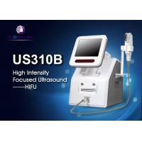 China Medical Hifu Beauty Machine For Instant Wrinkle Removal And Face Lifting Body Slimming wholesale