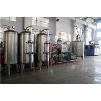 China Automated Mineral Water Purification Machine Aseptic Distilled Water Treatment wholesale