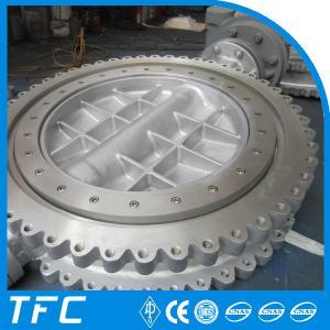 China big valve butterfly valve, big size valve on sale