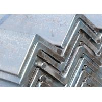 China 70 * 70 * 7mm Hot Rolled Steel Angle, Galvanized Carbon Steel Angle Iron wholesale