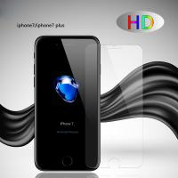 Quality 0.33mm Ultra HD 9H Hardness Tempered Glass Screen Protector For Iphone 7/7 Plus for sale