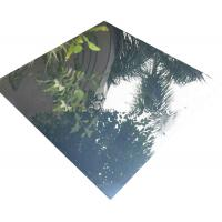 China Alloy 1085 Anodized Mirror Reflective Aluminum Sheet Metal For Grille Lamp wholesale