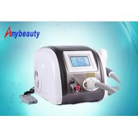 China 1064nm 532nm Q Switched Nd Yag Laser Tattoo Removal Machine F12 For Pigments Removal wholesale