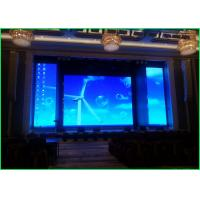 China High Resolution Led Advertising Screen Full Color for Background 4mm wholesale
