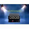 2CH BiDi XLR balanced audio over 1 single mode fiber extender to 20~120KM for Professional AV application Manufactures