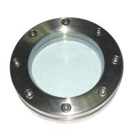 China Hygienic Industrial Sight Glasses For Pressure Vessels , High Pressure Sight Glass wholesale