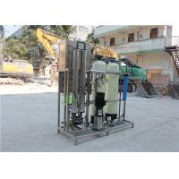 China Reverse Osmosis Water Treatment Machine / Water Desalination Plant / Water Purifying Machine wholesale