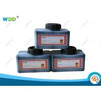 China 1200 ml Domino Industrial Inks IR-270BK MEK Based Non Condense wholesale