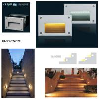 Step Light and Stair Light Outdoor Waterproof Recessed LED Panel Wall Lights Manufactures