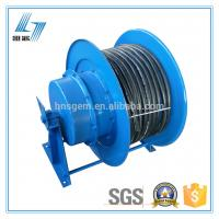 China Automatic Steel Retractable Coil Spring Reel on sale