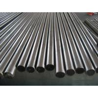 China Heat Transfer Welded Titanium Tubes And Pipes For Surface Condensors wholesale