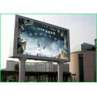 Buy cheap P4.81 ISO9001 High Resolution Outdoor Advertising Led Display Screen for Show from wholesalers
