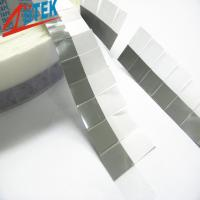 China Gray -25℃ - 125℃ Thermal Interface Material Phase Change for High Power LED Lights wholesale