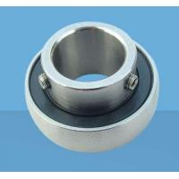 China Stainless Steel Outer Spherical Ball Bearing SB210 wholesale