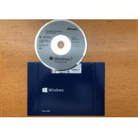 China Promotional Windows 7 Professional Pro , Activated Windows 7 Professional Retail Pack wholesale
