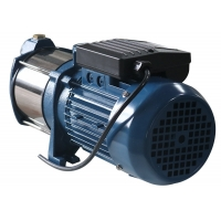 China 4 Stages SS316 64dB IP55 Horizontal Cast Iron Pump wholesale