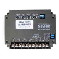 China Speed Controller Generator Accessories Control Engine Fast Precise Response To Transient Load Changes wholesale