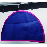 """China 22"""" x 12"""" Soft Closet Organizer , Shoulder Dust Covers For Clothes wholesale"""