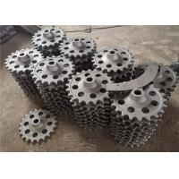 China OEM ODM Precision Investment Casting Components , Carbon Steel Chain Wheel Castings wholesale