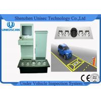 UV300F Under Vehicle Inspection System , Vehicle Security System Weather proof Manufactures