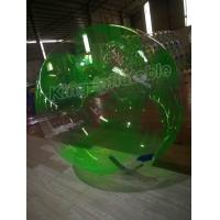 China Colourful Lead Free Inflatable Water Walking Ball With Durable Zipper wholesale