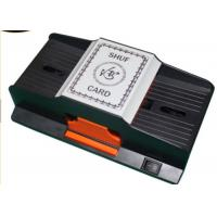 China Plastic Material Playing Card Shuffler For Baccarat Cheating wholesale