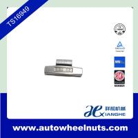 China Customized Alloy Clip On Wheel Balancing Weights FN Series 1.25 OZ Style wholesale