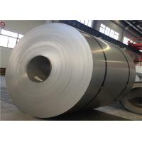 China Cold Rolled Stainless Steel Strip Coil , Metal Sheet Coil 600-2000 Mm Width on sale